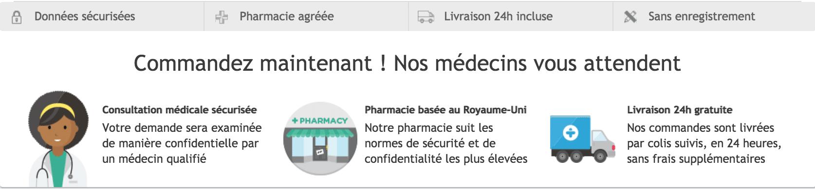 acheter du viagra sur une pharmacie agree